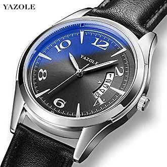 Yazole Relógio De Quartzo YAZOLE D 515 À Prova D Água (1)