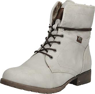Tom Tailor • Stiefeletten Stiefel Schuhe • Wildleder • braun • 39
