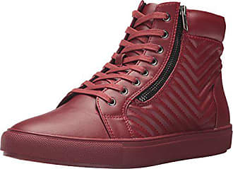 8985b6d8a16 Steve Madden Mens Punted Fashion Sneaker red 7 US US Size Conversion M US