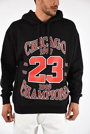 Ih Nom Uh Nit CHICAGO Printed Sweatshirt size Xl