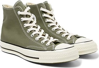 Converse Chuck 70 Canvas High-top Sneakers - Army green 3824ac43b