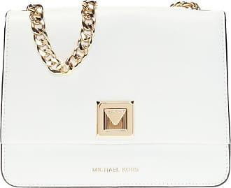 Michael Kors Sylvia Shoulder Bag Womens White