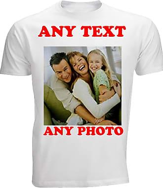 4sold Personalised Custom Your Image Text Unisex Men Woman Crew Neck Jumper Long Sleeved Sweatshirt