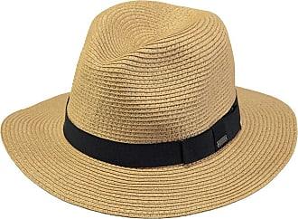 Barts Unisex-Adults Aveloz Hat, Multi (Beige con cordoncino Nero), L