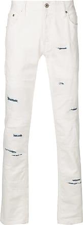 Just Cavalli Calça jeans slim - Branco