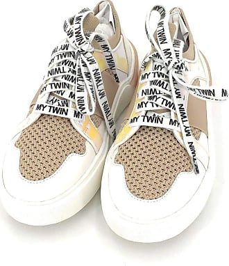 MY TWIN Twinset Sneakers Multicolour Size: 4 UK