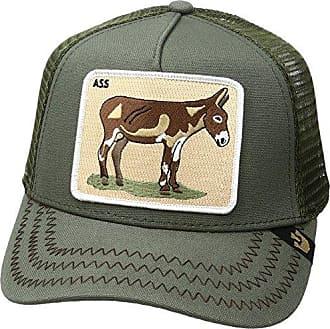 24f3161e Goorin Brothers Mens Animal Farm Baseball Dad Hat Trucker, Olive, One Size