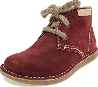 Birkenstock Boots ARIANO Suede Leather Kids 1014662 Bordeaux Size: 28EU - 9,5UK