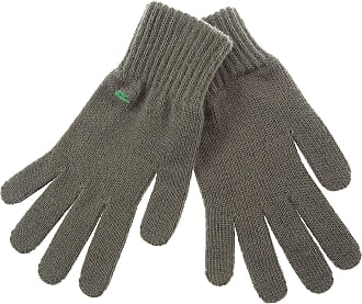 Diesel Gloves for Men On Sale in Outlet, Military Green, Acrylic, 2017, II