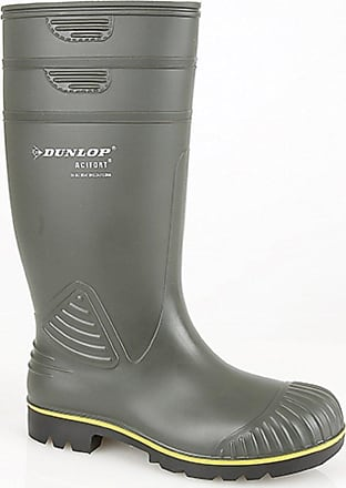Dunlop ACIFORT Wellington - Green - Green - size UK Mens Size 12
