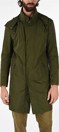 Corneliani CC COLLECTION hooded TEOS chesterfield coat size 50