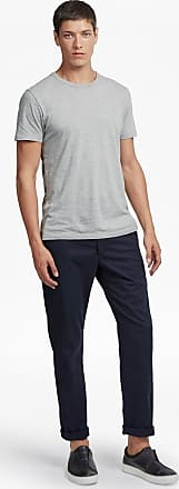 French Connection Machine Gun Stretch Slim Trousers