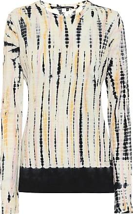 Proenza Schouler Bedrucktes Longsleeve aus Baumwolle