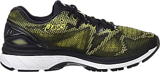 Asics Asics Mens Gel-Nimbus 20 Competition Running Shoes, Yellow (Sulphur Spring/Black/White 8990), 8 UK (42.5 EU)