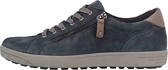 Jana Womens 8-8-23611-25 Sneaker, Saffron, 5.5 UK