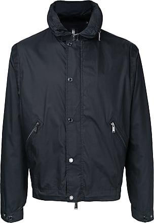 Kent & Curwen lightweight button jacket - Black