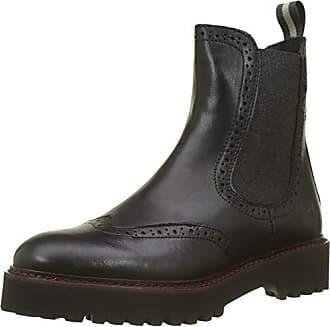 b84c15220f875d Marc O Polo Damen Chelsea Boots Schwarz (Black 990) 38.5 EU