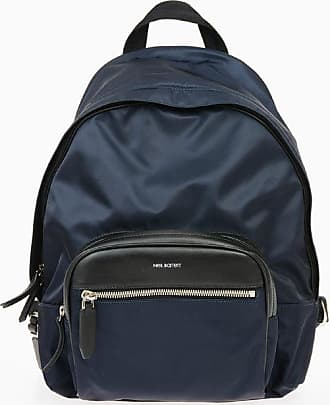 Neil Barrett Nylon SOLID FLAP Backpack size Unica