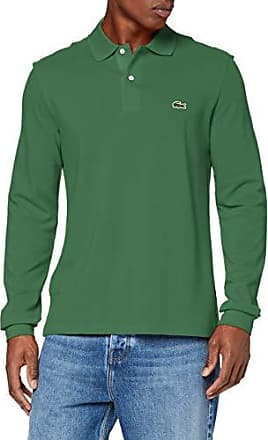 LACOSTE Polo Shirt Polo Manches Longues Polo Homme l1312 132 Vert