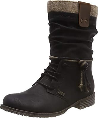Rieker Tex Damen Winter Boots Braun
