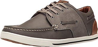 Aldo Mens Greeney-r Boat Shoe, Grey, 7.5 D US