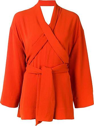 Henrik Vibskov Blusa a portafoglio - Di colore arancione