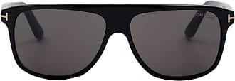 Tom Ford Eyewear Óculos de Sol Aviador Marrom - Homem - 59 US