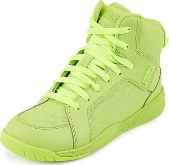 Zumba Activewear Street Boss Fitness Sneakers Stylish Dance Workout Women Shoes, Zumba Green, 5 UK