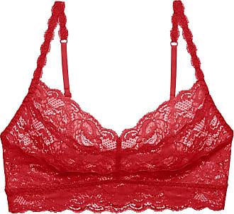 Cosabella Soutien-gorge triangle Never Say Never Rouge Cosabella 85ca5546150