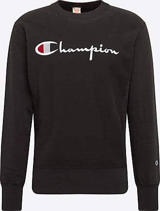 CHAMPION REVERSE WEAVE Sweatshirt weiß / schwarz