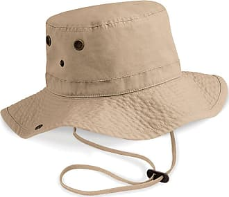 Beechfield Outback hat Pebble