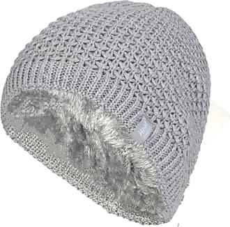 Heat Holders 1 Ladies Genuine Heatweaver Thermal Winter Warm HAT 5 Variations - Alesund, Nora, Solna, Areden, Lund (Light Grey - Nora)