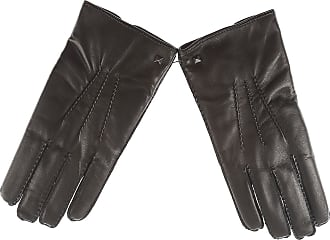 Valentino Gloves for Women On Sale, Black, Leather, 2017, 8 1/2