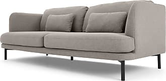 MADE.COM Herman 3-Sitzer Sofa, Manhattangrau