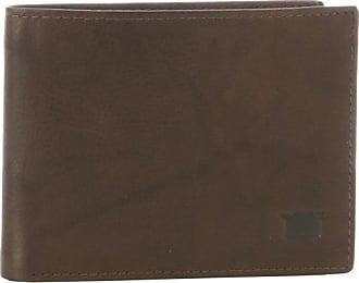 Florsheim Mens Bifold Wallet, Brown, Regular