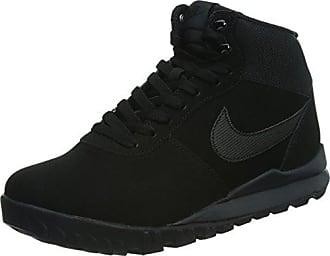factory price 08c5c 189bb Nike Hoodland Suede, chaussures de randonnée homme, Noir (Black (Noir   Noir