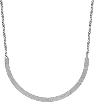 Zoe & Morgan Xanadu Silber Halskette - ONESIZE | sterling silver | silver - Silver/Silver