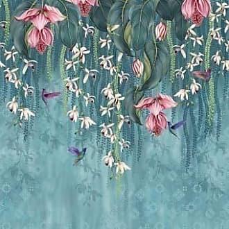Osborne & Little Paneel Trailing Orchid
