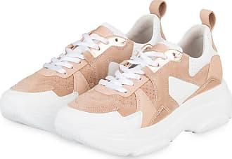 Kennel & Schmenger Plateau-Sneaker - WEISS/ NUDE