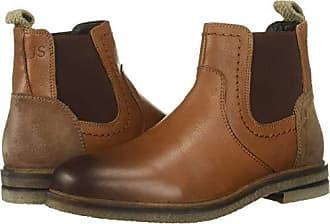 f6f6c501f5dda Delivery: free. Josef Seibel Mens Stanley 03 Chelsea Boot, Cognac, 45 M EU  (12 US
