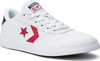 803353b0 Converse Zapatillas de tenis CONVERSE - Converse Point Star Ox 563431C  White/Enamel Red/