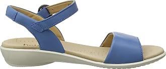 Hotter Womens Tropic Sling Back Sandals, Blue (French Blue 309), 5.5 (38.5 EU)