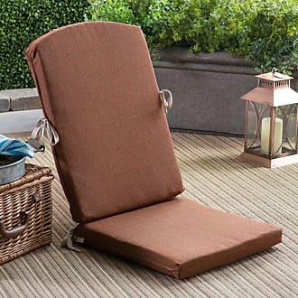POLYWOOD Sunbrella 40.25 x 17.5 in. Highback Hinged Chair Cushion Sunbrella Forest Green - XPWF0005-5446