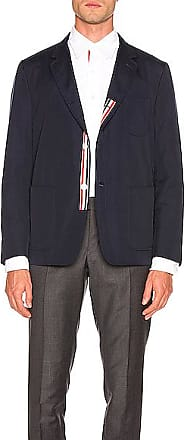 Thom Browne Patch Pocket Blazer in Blue