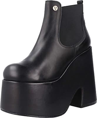 Yellow Women Womens Boots ANALGÉSICA Black 5.5 UK