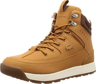 Lacoste Mens Urban Breaker 419 1 CMA Boots - Tan/Brown - UK 9