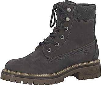 Tamaris Damen Stiefel 25345 21,Frauen Boots,Reißverschluss,Blockabsatz 3cm