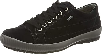 Legero Womens Tanaro Low-Top Sneakers, Black (Schwarz (Schwarz) 00), 3.5 UK