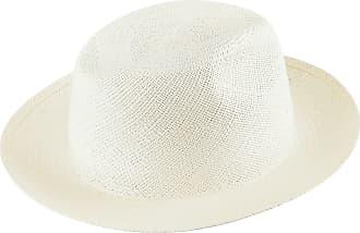 Vilebrequin Accessories - Unisex Natural Straw Panama Hat Solid - HAT - CHARMING - Beige - L - Vilebrequin