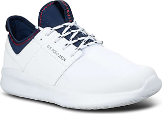 U.S.Polo Association U.S. Polo Assn. U-Dent-BX White/Navy 11 M